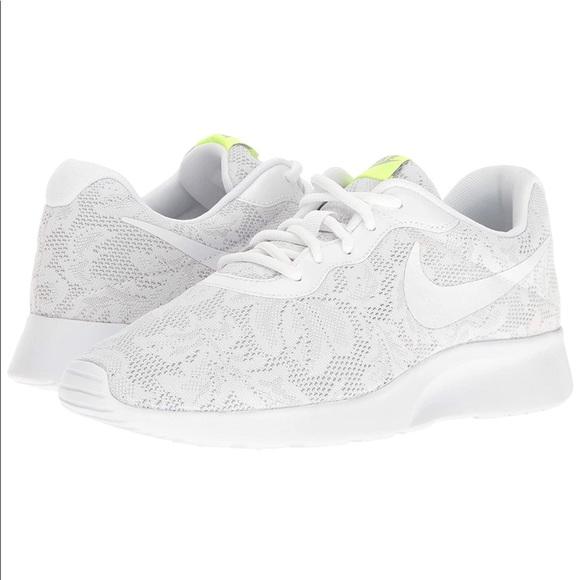 Nike Shoes | Nike Tanjun Eng White